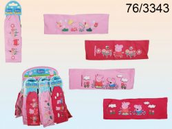 PEPPA PIG HAIR BANDS