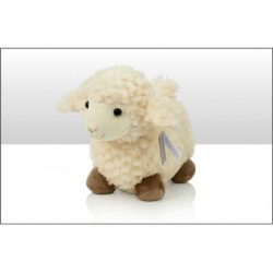 SOFT TOY STANDING SHEEP 30CM