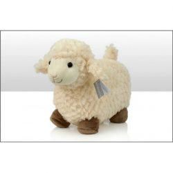 SOFT TOY STANDING SHEEP 42CM