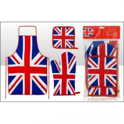 UNION JACK KITCHEN SET