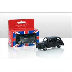 DIE CAST TAXI MODEL