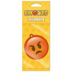 DISC EMOTI AIR FRESHENER RASPBERRY – ANGRY