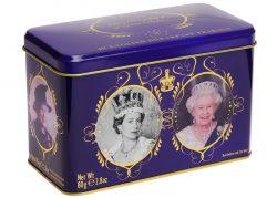 Queen Elizabeth II Tin – 40 Teabags