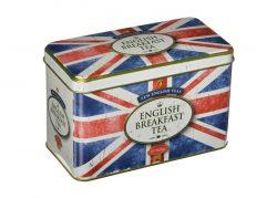 Distressed Union Jack – 40 Teabags  Tin