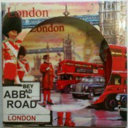 LONDON COLOUR SCENES 15CM PLATE
