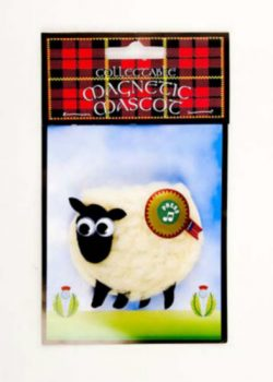 MUSICAL MAGNET SHEEP