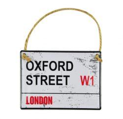 TIN STREET NAME SM – OXFORD ST