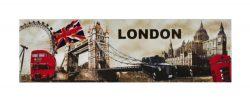 LONDON CITY VIEW FRIDGE MAGNET