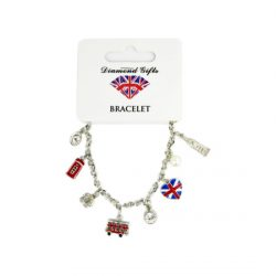 LONDON BRACELET – ROUTEMASTER SILVER