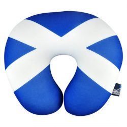 SCOTTISH SALTIRE UNECK CUSHION
