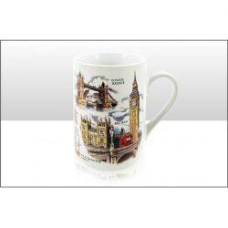 MUG LONDON HISTORICAL COLLAGE