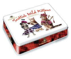 Wild Kittens Tin Stickered 150g