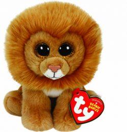 TY LOUIE LION BEANIE BABIE