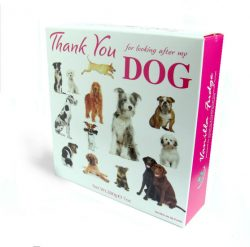 Thank You Carton Dogs Vanilla Fudge 200g