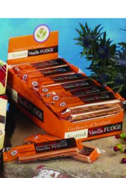 Vanilla Fudge Bar 85g
