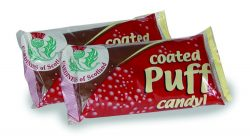 Chocolate Puff Candy  88g