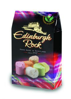 Edinburgh Rock Satchels 85g