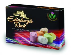 Edinburgh Rock Carton  170g