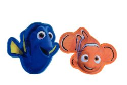 FINDING DORY SHAPED CUSHION 2 ASSTD