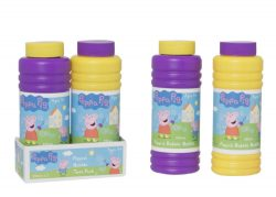 PEPPA PIG TWIN PACK BUBBLES
