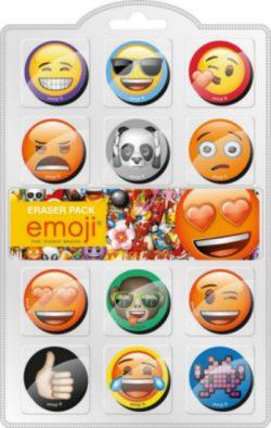 Emoji Novelty Erasers