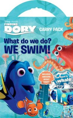 Finding Dory Carry Pack