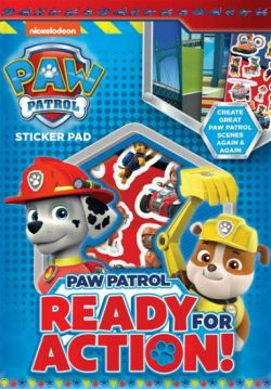 Paw Patrol Sticker Pad