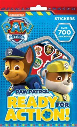Paw Patrol 700 Stickers