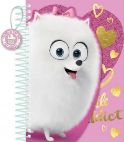 Secret Life Of Pets A5 Notebook