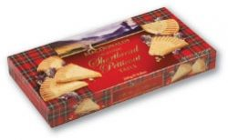 Scottish Shortbread Petticoat Tail 250g