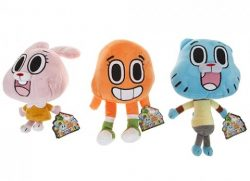 25CM AMAZING WORLD OF GUMBALL
