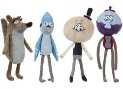 8.5″ REGULAR SHOW PLUSH