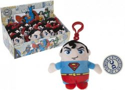 11CM SUPERMAN PLUSH CLIP-ON