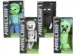 MINECRAFT LARGE BOXED PLUSH