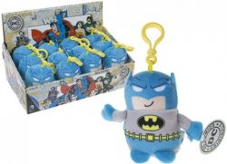 11CM BATMAN PLUSH CLIP-ON
