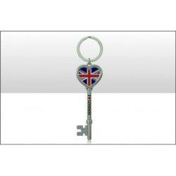 London UJ Key Keyring