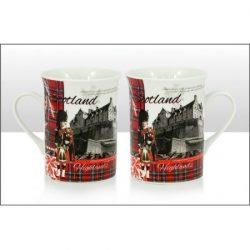 Heraldic Scotland Lippy Mug