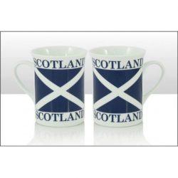 Scotland Saltire Lippy Mug