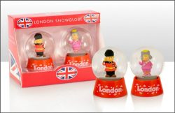 TBD Queen & Guardsman Twin set of Snowstorms