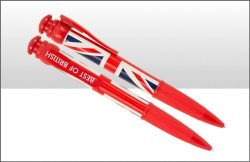 Union Jack Jumbo Pen