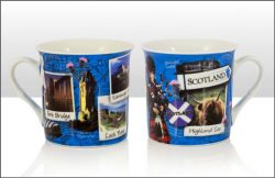 Scotland Snapshot Regal Mug