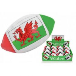 MINI WALES  RUGBY BALL IN CDU (12)