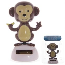 Dancing Monkey Solar Pal