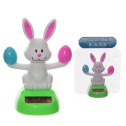 Easter Rabbit Solar Powered Solar Pal