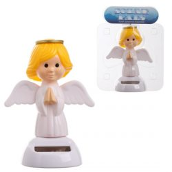 Novelty Angel Solar Pal