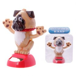 Cute Solar Powered Dancing Dog Solar Pal