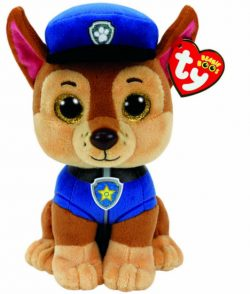 TY BEANIE BOO – PAW PATROL – CHASE