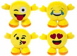 7″ EMOTIPALS ICONS PLUSH