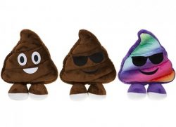 9.5″ EMOTIPALS ICONS POOP