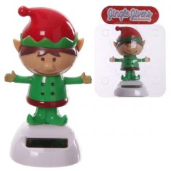 Christmas Elf Solar Pal